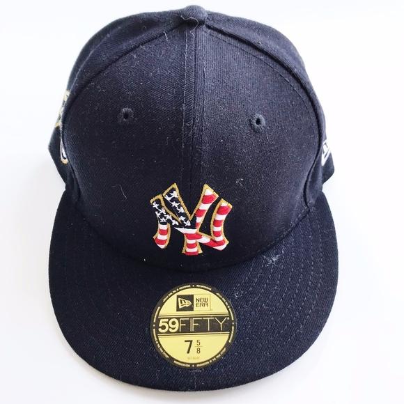d3de30ca527e4 New Era New York Yankees Hat - 2018 Fourth of July